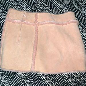 Uggs Suede Skirt